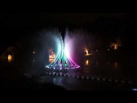 碧潭噴泉[音樂:鐵達尼號]