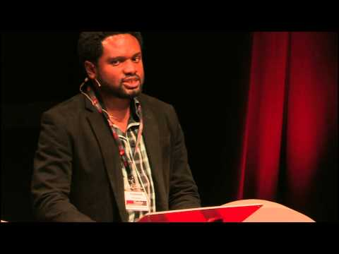 The Gift of Blindness: Cobhams Asuquo at TEDxEuston