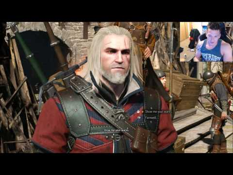 Witcher 3, How to get NIGREDO and WHITE GULL Location
