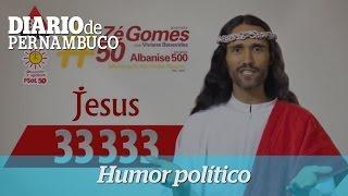 O humor político no guia eleitoral 2014