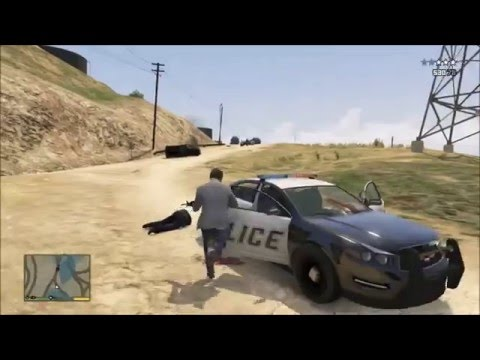Somebody Call 911   Fun Things To Do In GTA V #1