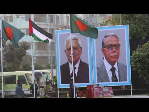 ফিলিস্তিনি প্রেসিডেন্ট মাহমুদ আব্বাস ঢাকা আসছেন- Mahmoud Abba to arrive in Dhaka Wednesday
