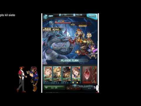 Granblue Fantasy - Leviathan Magna - SR Fire Team