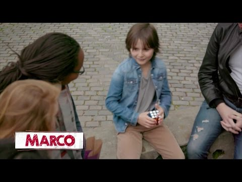 Le record de rubik's cube avec Marco