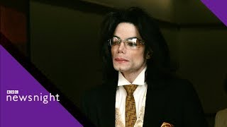 Leaving Neverland director: 'Michael Jackson abuse devastated families'   - BBC Newsnight