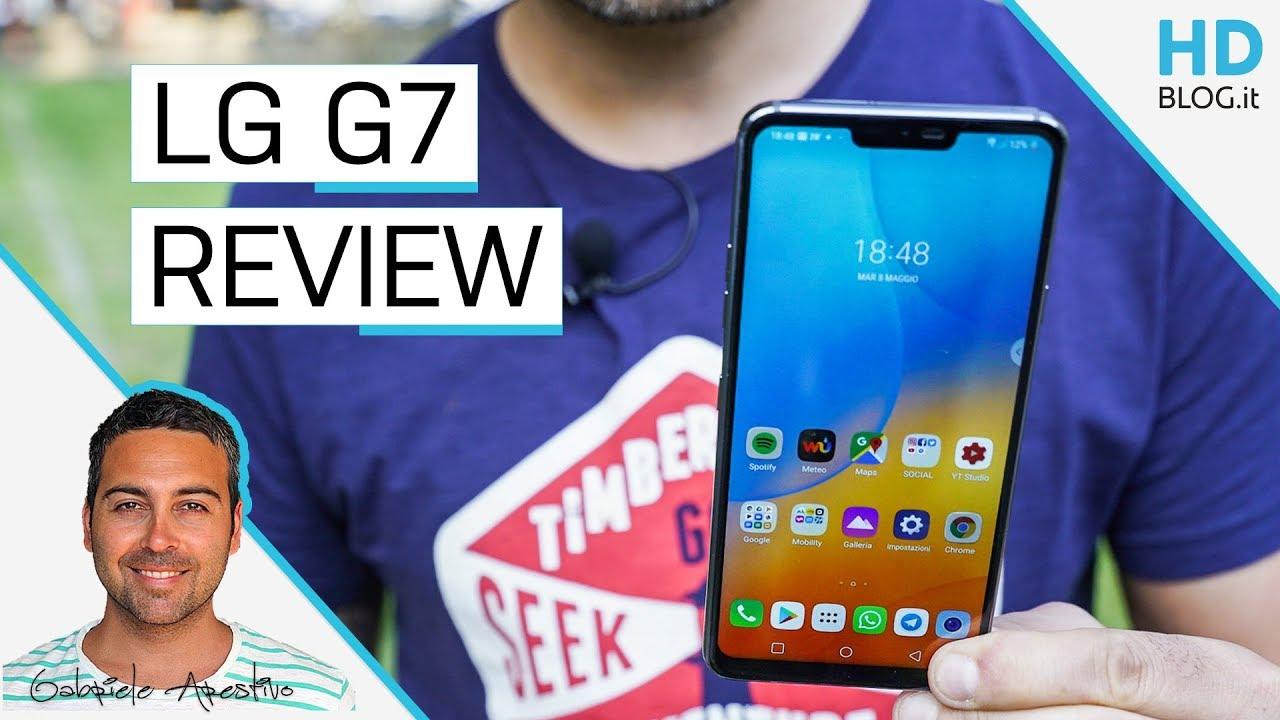 LG G7 ThinQ si aggiorna ad Android 9 Pie in Italia - HDblog it