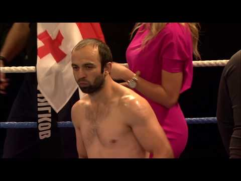 "Sahib ""Golden Tajik"" Usarov vs Giorgi Gachechiladze"