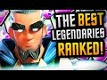 Ranking ALL 15 Legendary Cards | AFTER Magic Archer Update