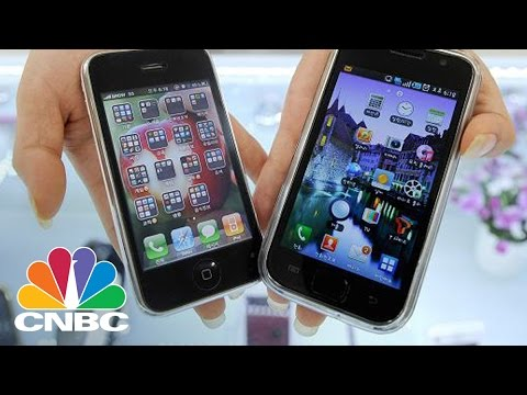 US Supreme Court To Hear Patent Trial Between Apple And Samsung | CNBC