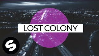 Khrebto - Lost Colony (feat. Swedish Red Elephant) [Official Lyric Video]