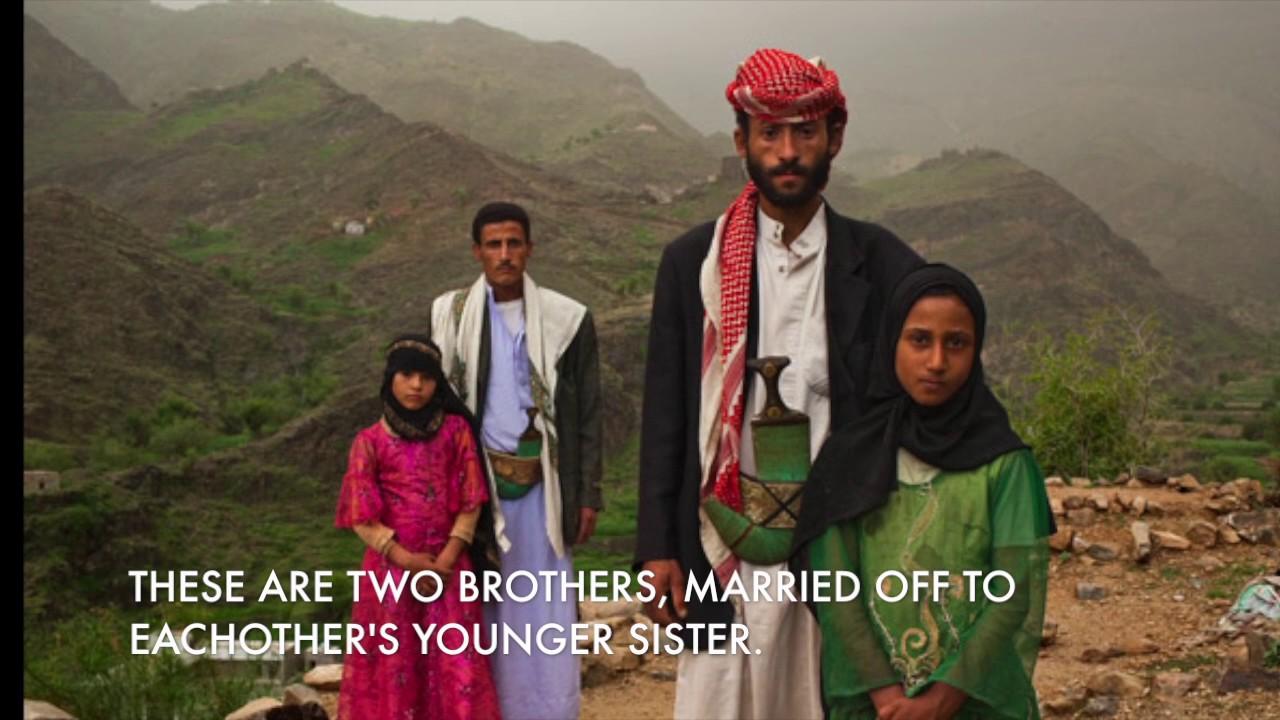 Child Brides in Yemen
