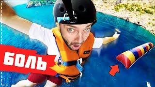 Последний прыжок с БЛОБА | Чемпионат Мира - прыжки в воду и катапульта