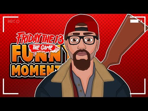 Friday The 13th The Game Funny Moments | TOMMY JARVIS PLEASE SAVE US!! (Friday The 13th Fun)
