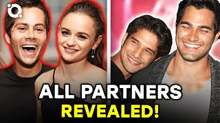 Teen Wolf: The Real Life Partners Revealed | ⭐OSSA
