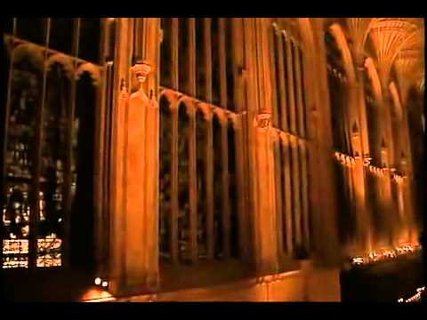 Kings College Choir Evening Hymn - YouTube