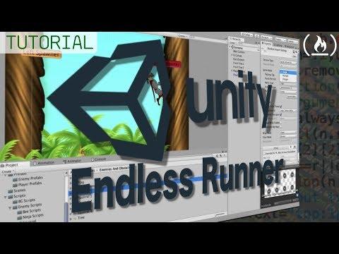 Unity Game Dev Full Tutorial: Infinite Runner thumbnail