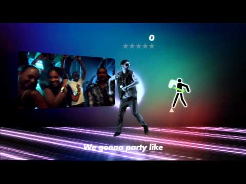 (PS3) Jay Sean ft. Nicki Minaj - 2012 (It Ain't The End) | Everybody Dance 2