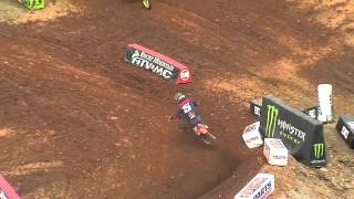 Supercross LIVE! 2014 - 2 Minutes on the Track - 450 Second Practice in E. Rutherford