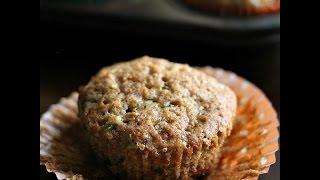 Gambar cover Apple Cinnamon Zucchini Muffins