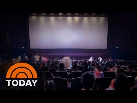 Movie Theaters Hope Memorial Day Weekend Kicks Off Return Of The Big Screen