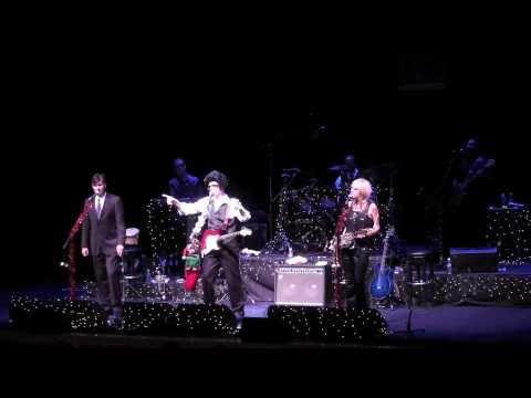 "Peter White singing ""Blue Christmas"" - Peter White Christmas show @ Miller Center 2010"