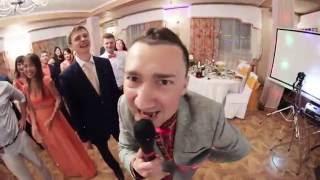 Ведущий на свадьбу. Хороший ведущий на свадьбу в Москве. Ведущий на свадьбу Москва. - из КВН