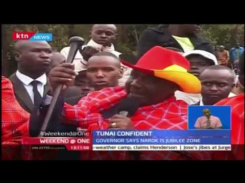 KTN Weekend at One Full Bulletin with Michelle Ngele 19/2/2017