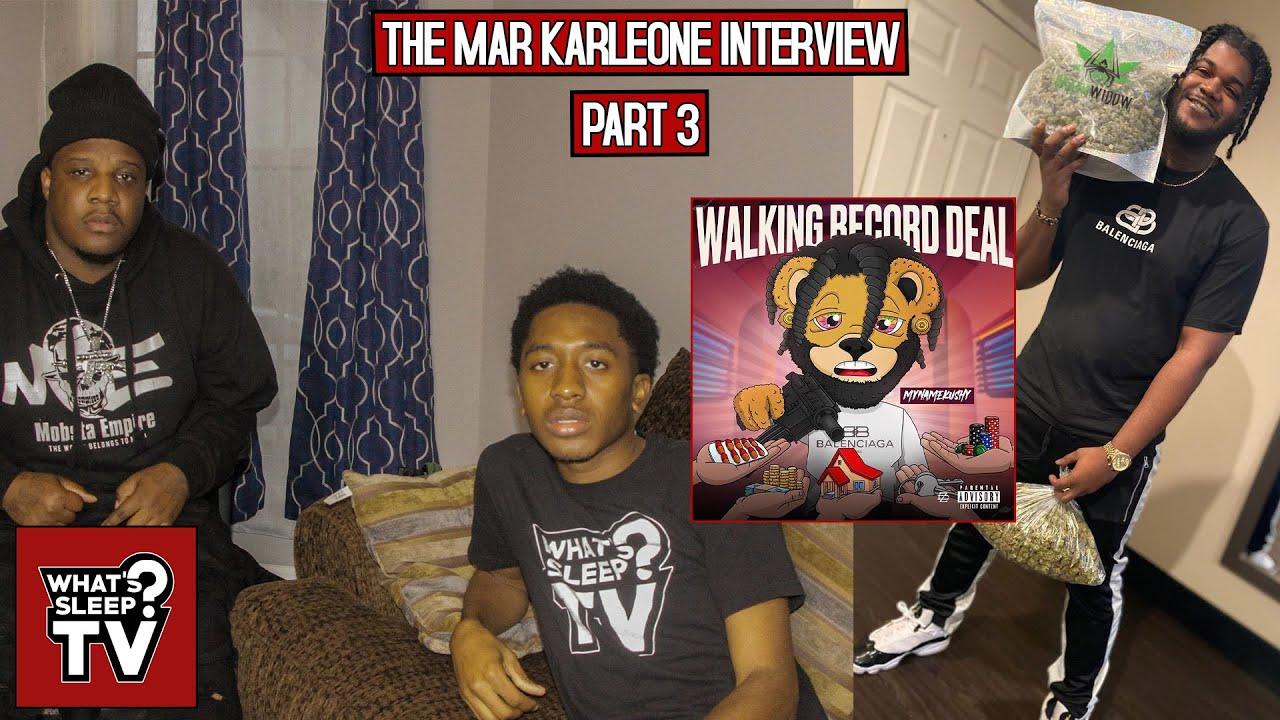 "Kyree Thomas ""MyNameKushy Had The Best Album Out Of Nashville In 2020"" + Mar Karleone Talks Lists"