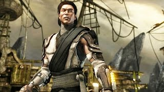 Mortal Kombat X - Takeda Shirai Ryu Costume Klassic Arcade Ladder Gameplay Playthrough