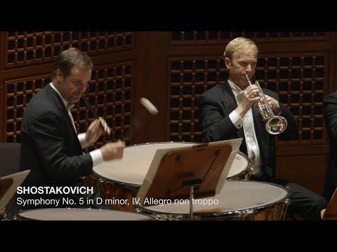 The SF Symphony Performs Shostakovich's Symphony No. 5