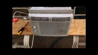 Cleaning Out A Window Air Conditioner