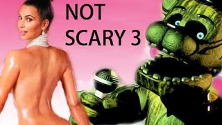 how to make five nights at freddy s 3 not scary part 2   fnaf 3 not scary