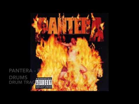 Pantera - Revolution is My Name Drums mp3