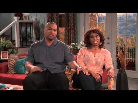 What is Family Time All About?  Omar Gooding and Angell Conwell