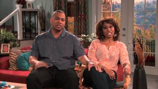 What is Family Time All About? - Omar Gooding and Angell Conwell
