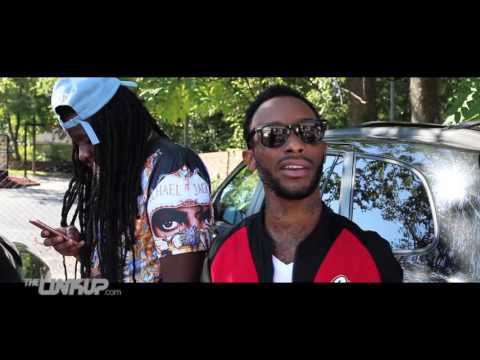 Angel Ft Rich Homie Quan - Fvxk With You (Behind The Scenes) | Link Up TV