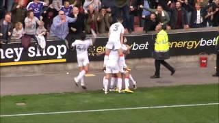 Danny Hylton goals 2016/17 - Deadly