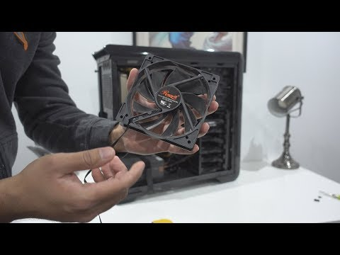 How To Install A New Case Fan
