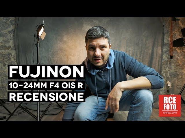 ENZO ALESSANDRA Fujinon 10 24mm f4 OIS Recensione Ita