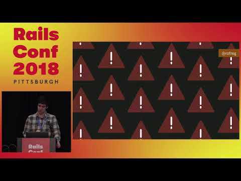 RailsConf 2018: The Doctor Is In: Using checkups to find bugs in production by Ryan Laughlin