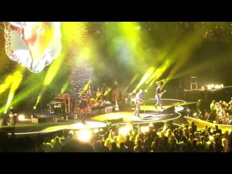 Coldplay Concert in Phoenix, Arizona ❤️🎶👌🏽😀Great view!! #Coldplayphoenix