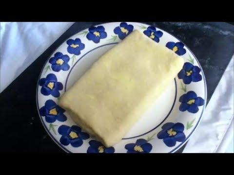 how to make danish pastry dough