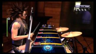 [HD 720p] Runaway by Bon Jovi (Rock Band 3 DLC Expert Pro Drums Preview)