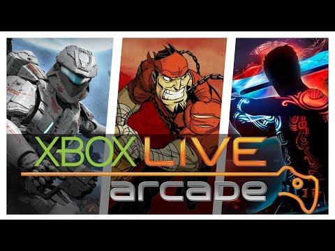 All XBLA / Xbox Live Arcade Games for Xbox 360