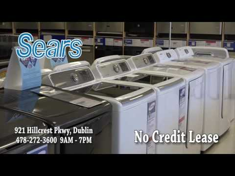 Sears No Credit Lease
