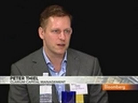 Thiel Sees Permanent Shift in Companies Staying Private
