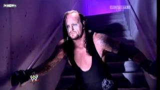 Undertaker vs Kane Hell in a Cell Promo