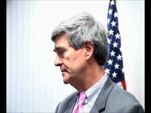 Rep. Brad Miller & Mrs. Holly Petraeus Interviewed at Financial Services Roundtable