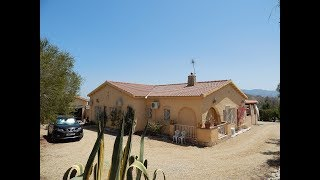 VIP7594 Villa in Vera overlooking the golf VDE 290.000 Euros