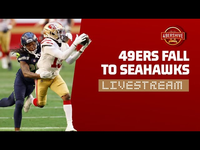 Livestream: 49ers Fall to Seahawks